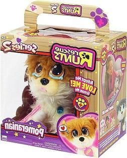 Rescue Runts Pomeranian Plush Toy