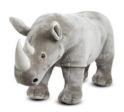 Melissa & Doug® Rhinoceros Plush