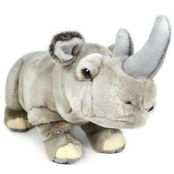 rhodie the rhino 12 5 inch stuffed