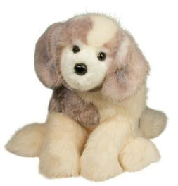 "River 14.5"" Great Pyrenees Douglas DLuxe stuffed animal toy"