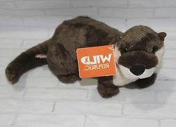 River Otter Cuddlekin 10 by Wild Republic