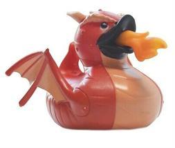 """Wild Republic - Rubber Ducks - Dragon - Red - 4"""""""