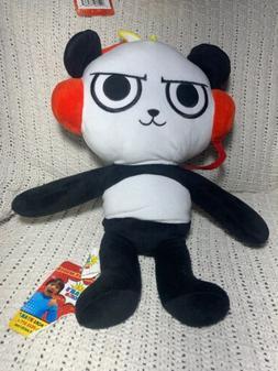 Ryan's World Pillow Buddy Combo Panda XLarge 18'' Plush St