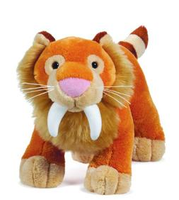 Webkinz Sabertooth Tiger Plush