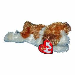 TY SAMPSON the DOG BEANIE BABY - MINT with NEAR MINT TAG