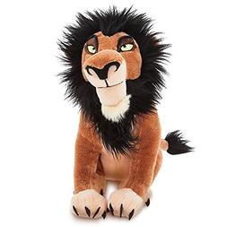 Disney Scar Plush - The Lion King - 14 Inch