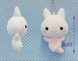 """Amuse Sea Angel Fairy Clione Chan Ball chain 4"""" Plush Doll T"""
