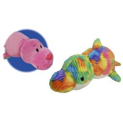 Seal to Rainbow Dolphin 2 in 1 Collectible Toys Soft as Pill