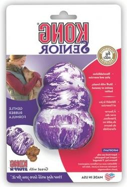 3 PACK SENIOR KONG, Color: PURPLE; Size: SMALL