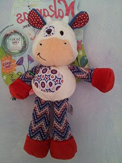 Nakamas Series 2 Chloe Cow First Edition NK108 Friendship Br