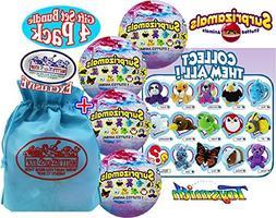Surprizamals Series 6 Stuffed Animals Surprise Mystery Plush
