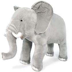 VIAHART Shahnte The Elephant | 29 Inch Stuffed Animal Standi