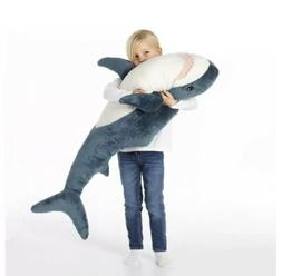 IKEA Shark BLÅHAJ Baby Soft toy Stuffed Animals kids Big Hu