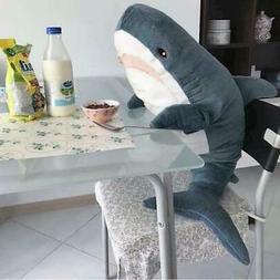 Shark soft toys for kids stuffed animals big baby shark pill