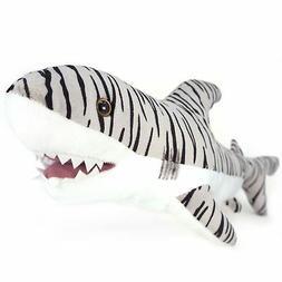 VIAHART Sheila The Tiger Shark | 1 1/2 Foot Long Stuffed Ani