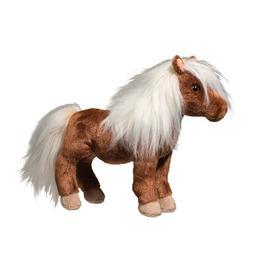 shetland pony horse stuffed animal
