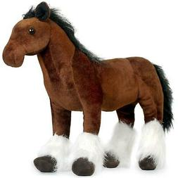 VIAHART Charmaine The Shire Horse | 18 Inch Large Shire Hors