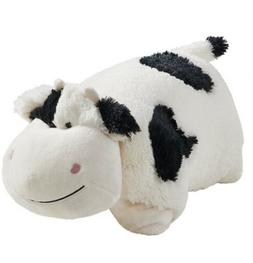 "Pillow Pets Signature Cozy Cow 18"" Stuffed Animal Plush Toy"