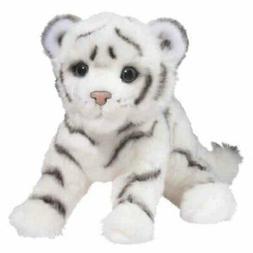 Silky White Tiger Cub 12 by Douglas Cuddle Toys