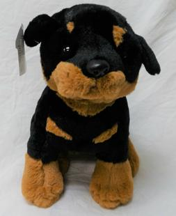 Wild Republic Rottweiler Plush, Stuffed Animal, Plush Toy, G