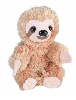 Wild Republic Sloth Plush, Stuffed Animal, Plush Toy, Gifts