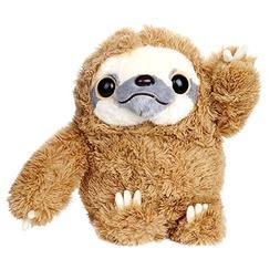 Sloth Stuffed Animals Fluffy Sloth Plush Not Easy Shed Fur A