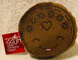 "Russ Snackeez Sweetness Cookie Oreo plush 5"" NWT"