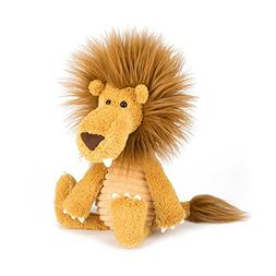 Jellycat Baggles Lawrence Lion Stuffed Animal, 15 inches