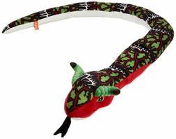 Wild Republic Snake Plush, Stuffed Animal, Plush Toy, Gifts