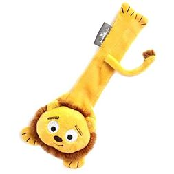 Snappums Lucky Lion Stuffed Animal Slap Bracelet Plush Toys