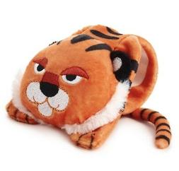 Hallmark Snappums Theo Tiger Stuffed Animal Slap Bracelet Pl