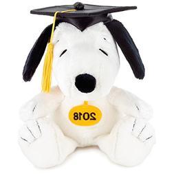 Snoopy 2018 Graduation Stuffed Animal Gift Card Holder Class