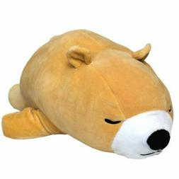 Snoozimals 20in Bear Plush,  by Go! Games