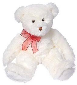 Snow Flurry White Bear Douglas Stuffed Animals Toys Play Kid