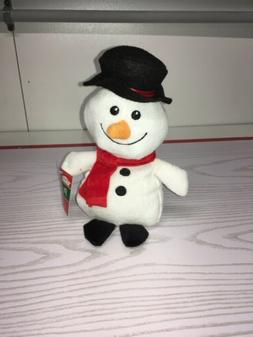 "Snowman Plush Toy 8"" Christmas Toy Gift"