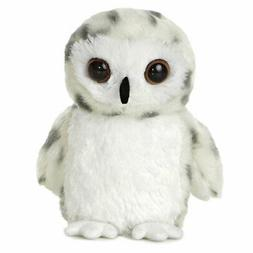 Snowy Owl Aurora Plush Stuffed Animal Toy Cute Cuddly Owels
