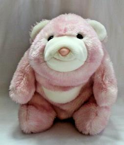 "Gund SNUFFLES Bear Shimmer Bubblegum Pink 13"" Plush - 15086"