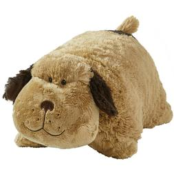 My Pillow Pets Snuggly Puppy - 18 - Unisex - Beige - Chenill