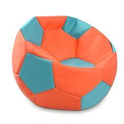 soccer ball kids bean bag