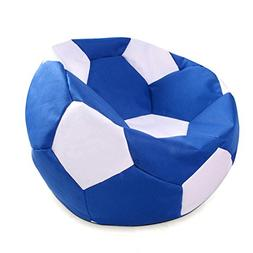 Ehonestbuy Soccer Ball Kids' Bean Bag Chair Cover, Colorful