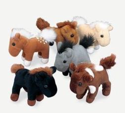 Soft Plush Horses