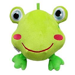 Children Toys Dartphew Soft Plush Mini Animal Bell Ball Clot