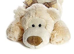 Mousehouse Gifts Large Big Stuffed Animal Polar Bear Teddy P