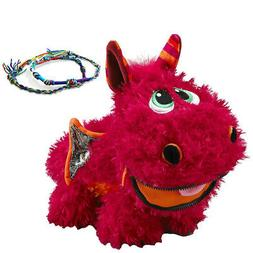 "Brand New! 11"" Soft Stuffed Animal Animals Toy ""Blaze the Dr"