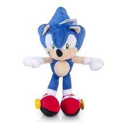 Sonic the Hedgehog Sonic Soft Stuffed Animals Plush Toy 10in
