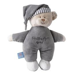 Soothing Teddy Bear, Wingingkids Baby Cuddle Toys, Stuffed S