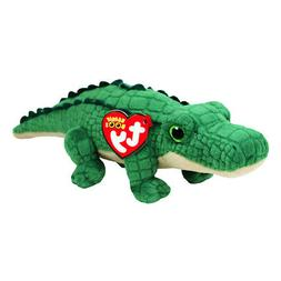 Spike Green Alligator - Ty Beanie Boo Plush Stuffed Animal T