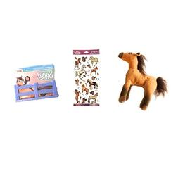 Spirit Riding Free Plush Horse with Mini Horse Surprise and