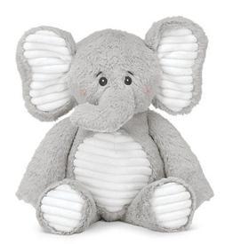 Spout Hugs-A-lot Stuffed Animal Elephant by Bearington Baby