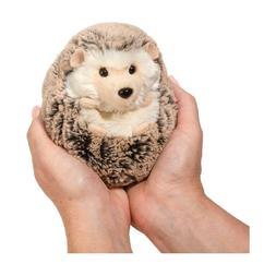 "Douglas SPUNKY HEDGEHOG Plush Toy  5"" Stuffed Animal NEW"